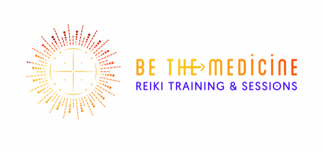 Logo - Be The Medicine - Reiki Training & Sessions-08
